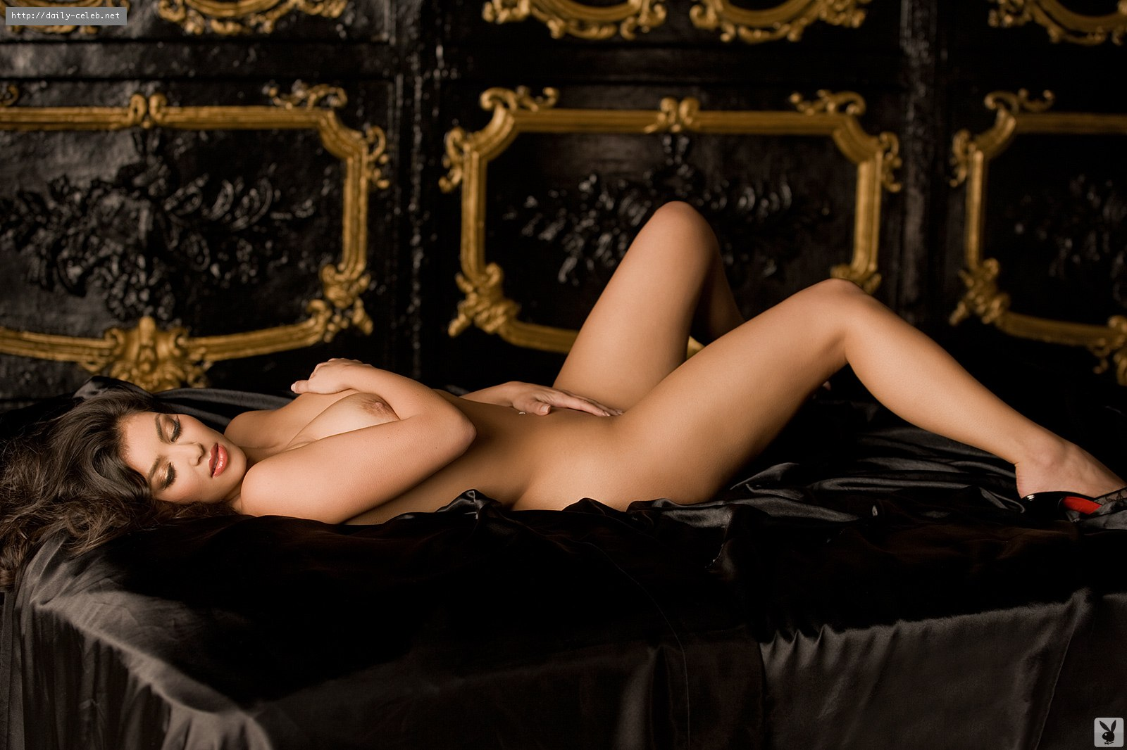25 Unreleased Kim Kardashian Playboy Pictures BSO